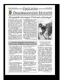 Újkígyósi Önkormányzati Értesítő 2010. február