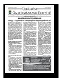 Újkígyósi Önkormányzati Értesítő 2010. március