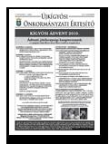 Újkígyósi Önkormányzati Értesítő 2010. november