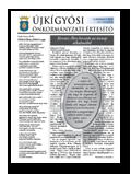 Újkígyósi Önkormányzati Értesítő 2011. augusztus