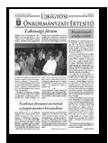 Újkígyósi Önkormányzati Értesítő 2011. február