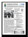 Újkígyósi Önkormányzati Értesítő 2011. június