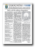 Újkígyósi Önkormányzati Értesítő 2011. november-december