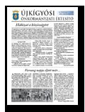 Újkígyósi Önkormányzati Értesítő 2012. január–február