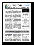 Újkígyósi Önkormányzati Értesítő 2012. januári különszám