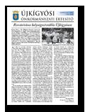 Újkígyósi Önkormányzati Értesítő 2012. július