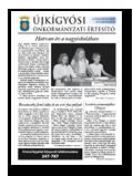 Újkígyósi Önkormányzati Értesítő 2012. május–június