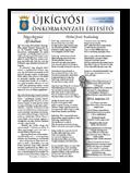 Újkígyósi Önkormányzati Értesítő 2012. március