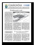 Újkígyósi Önkormányzati Értesítő 2013. január–február