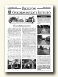 Újkígyósi Önkormányzati Értesítő szeptember