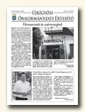 Újkígyósi Önkormányzati Értesítő 2009. augusztus
