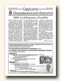 Újkígyósi Önkormányzati Értesítő 2009. március