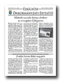 Újkígyósi Önkormányzati Értesítő 2009. október–november