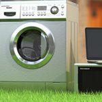 Használt elektronikai hulladék elhelyezése