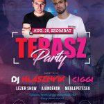 Terasz Party