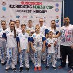 Világkupán és magyar bajnokságon szerepeltek kick-boxosaink